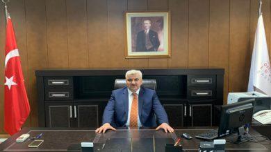 Photo of Mustafa Yılmazer'e Yeni Görev