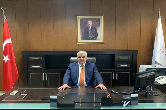 Mustafa Yılmazer'e Yeni Görev