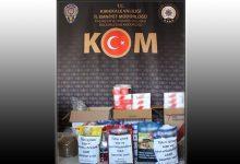 Photo of Emniyet Kaçak Tütüncüler Göz Açtırmadı