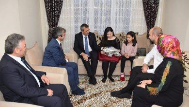 Photo of 50 ÖĞRENCİ YENİDEN EĞİTİME KAZANDIRILDI