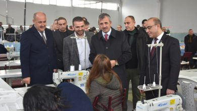 Photo of Boş fabrika binaları ekonomiye kazandırılıyor