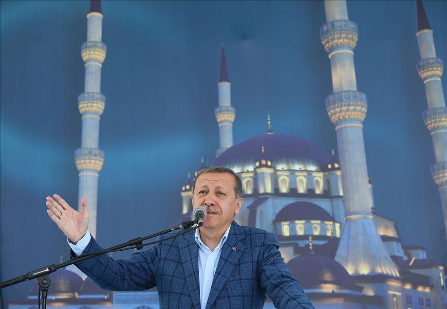 Cumhurbaşkanı Erdoğan Kırıkkale'ye gelecek