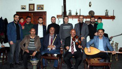 Photo of Gazeteciler Hacı Taşan kültür merkezinde buluştu