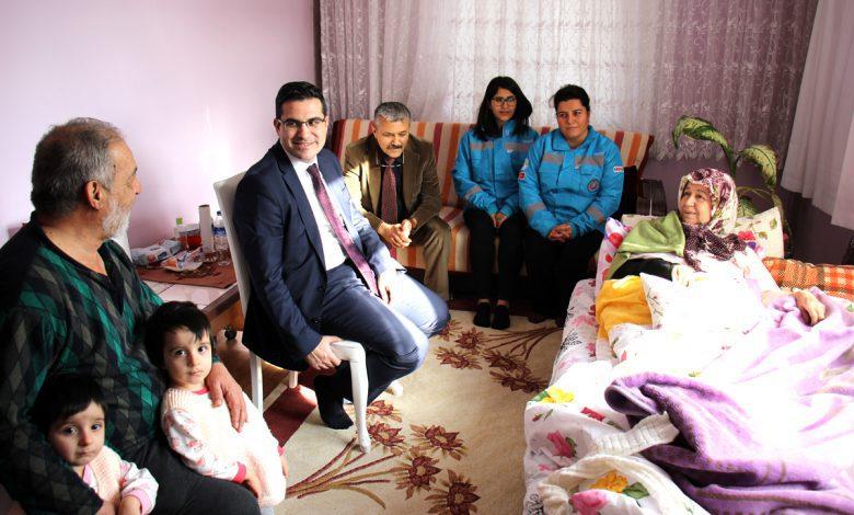 Photo of Hastalara evde sağlık hizmeti