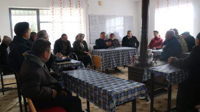 Photo of Jandarma'dan Ulaş köyünde huzur toplantısı