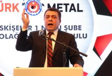 Photo of Türk Metal üyeleri grevde