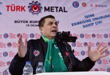 Photo of Türk Metal MESS'in yeni teklifini de reddetti