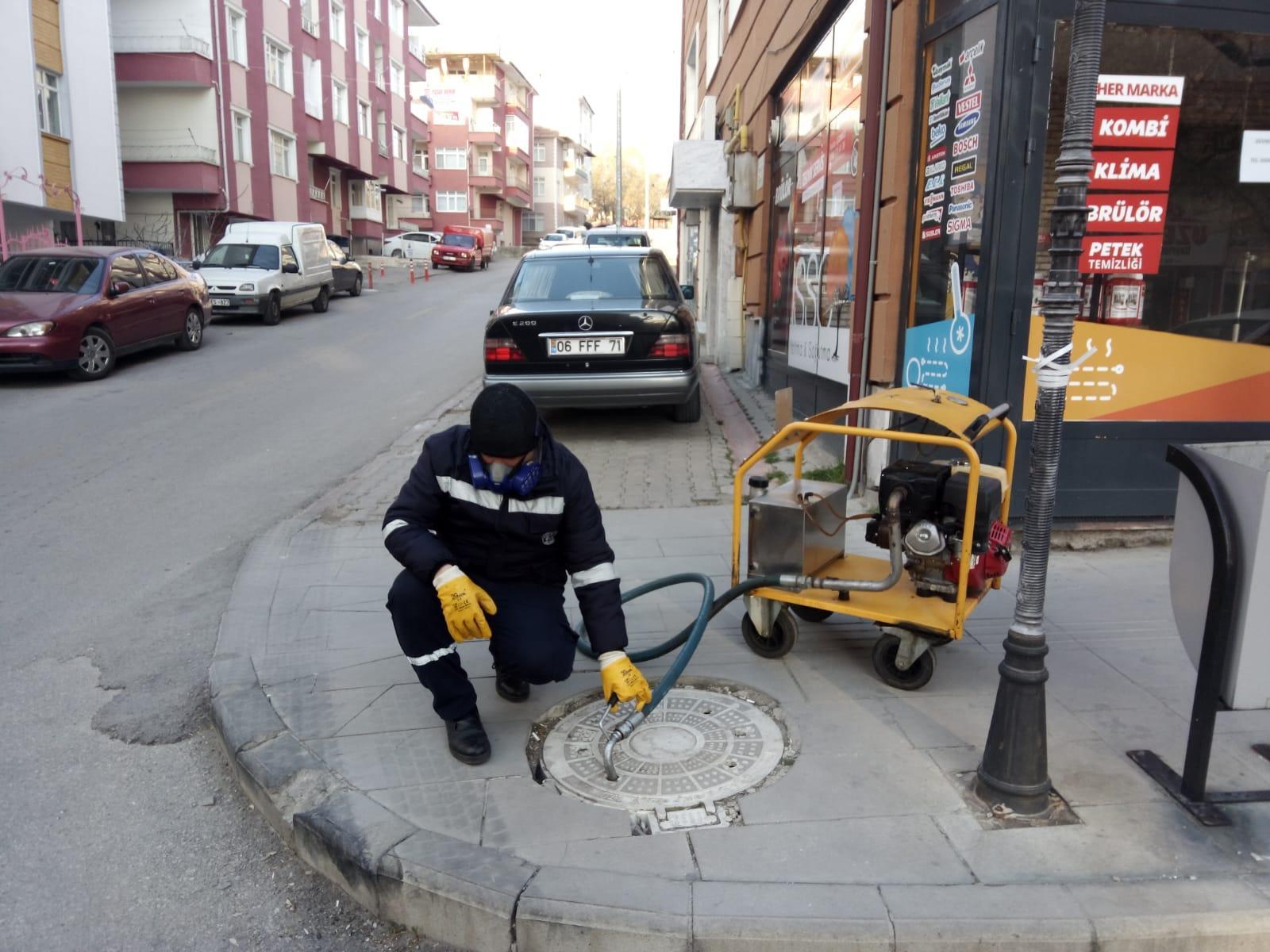 İlaçlamada Ara Vermek Yok, Kırıkkale Haber