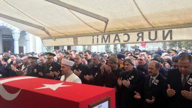 Photo of Şehit Özcan son yolculuğuna uğurlandı