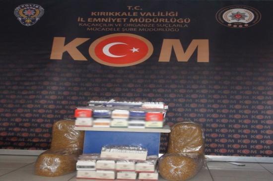 Emniyet Zehir Tacirlerine Geçit Vermedi, Kırıkkale Haber