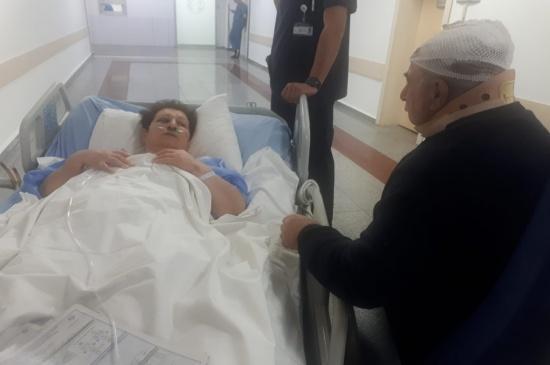 CHP İlçe Başkanı Trafik Kazası Geçirdi, Kırıkkale Haber, Kırıkkale Haberleri