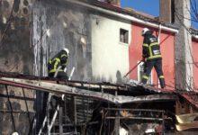 Photo of Kimeski'deki Yangın Korkuttu