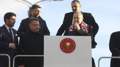 Photo of Cumhurbaşkanı ErdoğanDelice için talimatlar verdi