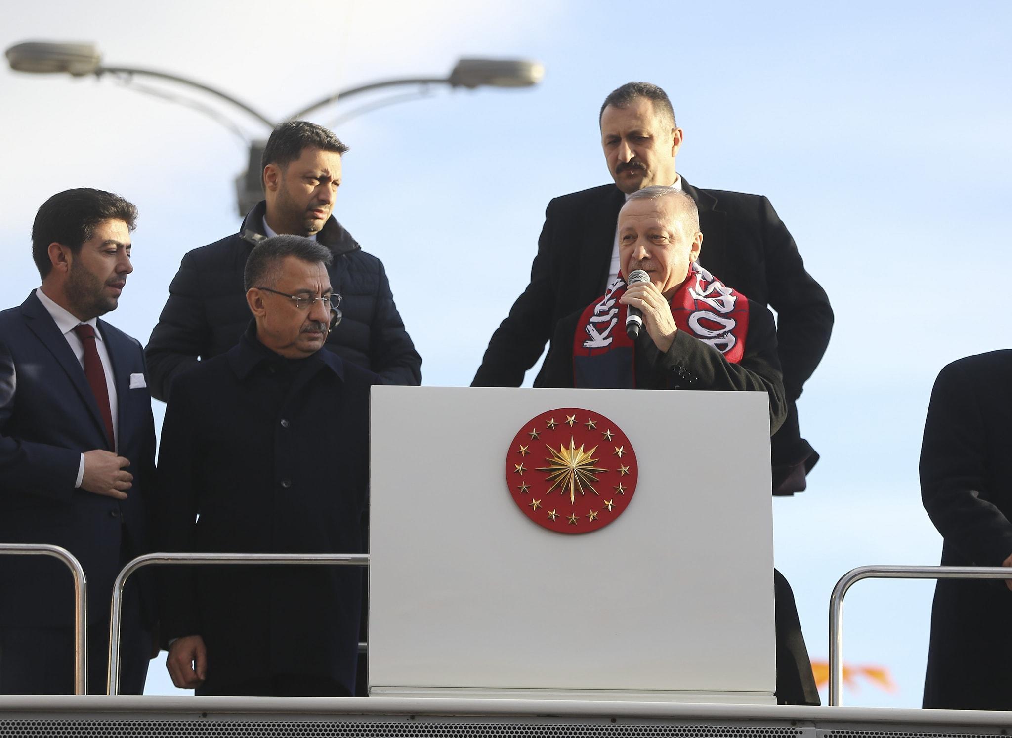 Cumhurbaşkanı ErdoğanDelice İçin Talimatlar Verdi