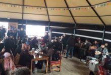 Photo of Dinek dağında müzik dinletisi