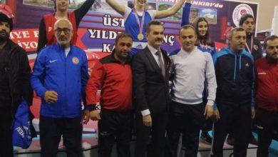 Photo of Elifsu Türkiye şampiyonu