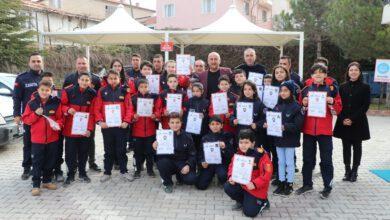 Photo of Genç Gönüllü Zabıta ve İtfaiyeciler