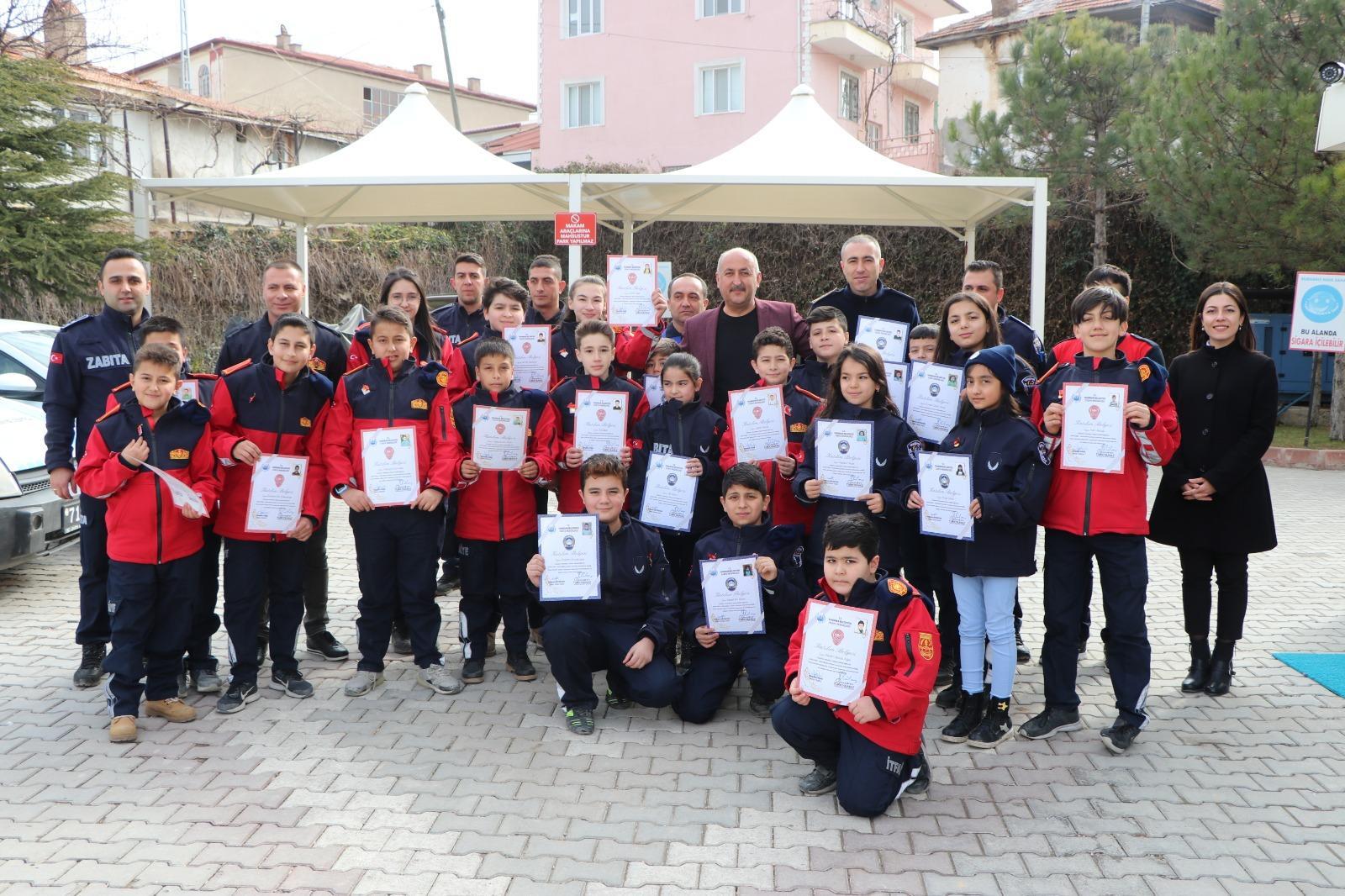 Genç Gönüllü Zabıta ve İtfaiyeciler, Kırıkkale Haber