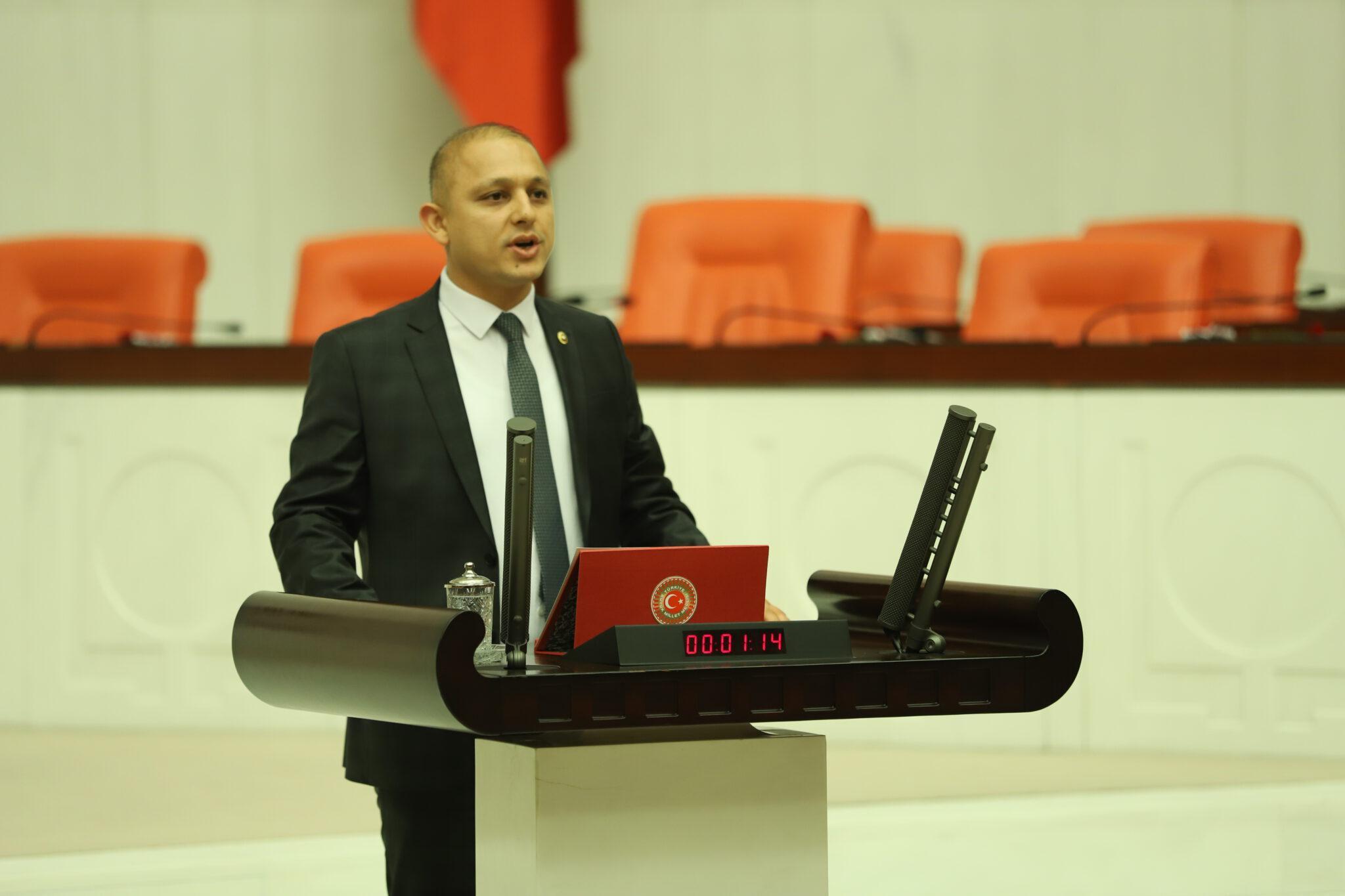 CHP Kırıkkale Milletvekili Ahmet ÖNAL