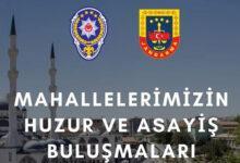 Photo of Emniyet ve Jandarma Vatandaşla Buluşuyor