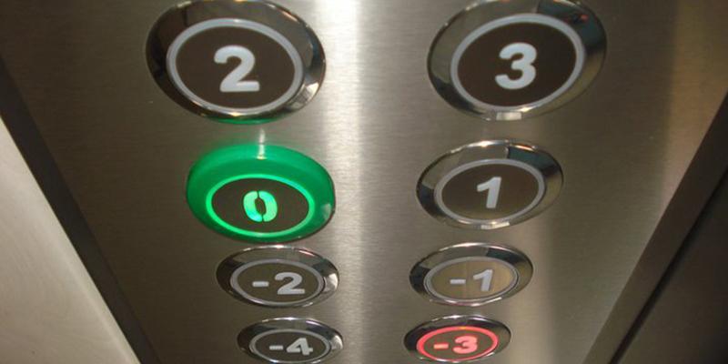 Asansörde Mahsur Kalan Yaşlı Teyze Kurtarıldı