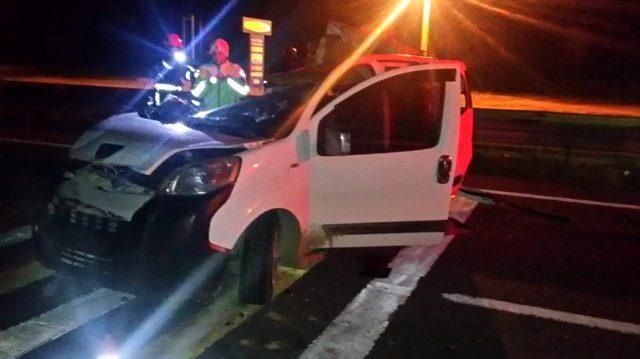Kırıkkale'de Feci Trafik Kazası: 1 Ölü 2 Yaralı