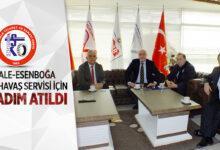 Photo of Kırıkkale-Esenboğa Arası Servis İçin Adım Atıldı