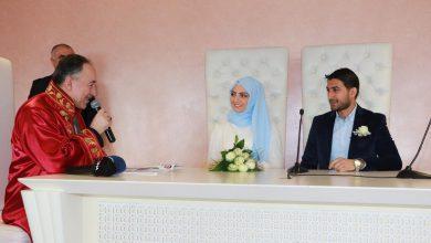 Photo of Saygılı Sevgililer Gününde 14 Nikah Kıydı