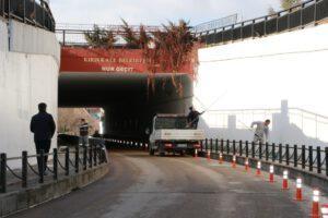 Şehri Kirleten Yazılar Temizleniyor, Kırıkkale Haber