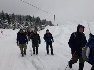 Kale Dağcılık Ilgaz'la Buluştu, Kırıkkale Haber