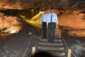 Sulu Mağaraya Ziyaretçi Akını