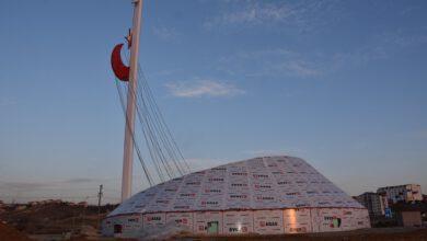 Photo of Vali Sezer, Şehitler Anıtı'nda İnceleme Yaptı