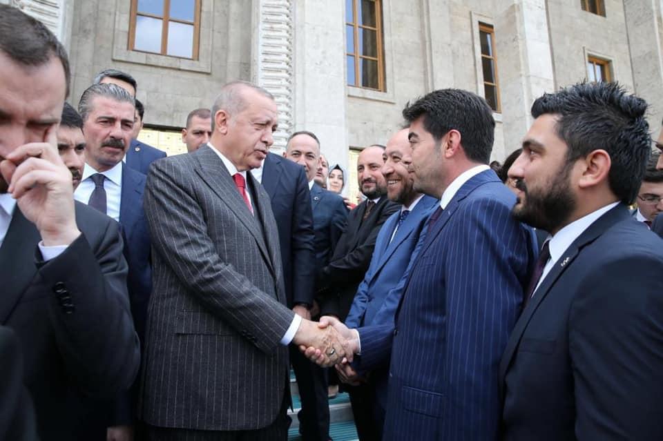 Erdoğan Delice'ye Geliyor