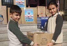 Photo of Kardeş Köy Okuluna Kırtasiye Desteği