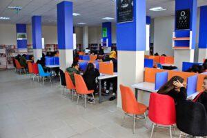 Yeni Mahalle Millet Kütüphanesi Açıldı