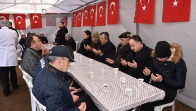 Photo of Şehidimiz İçin Mevlid-i Şerif Okutuldu