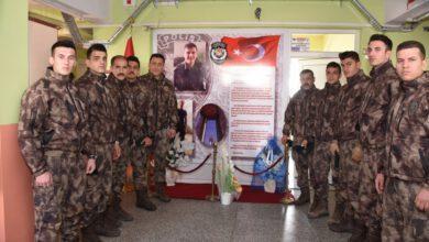 Photo of Şehit Hakan Yorulmaz'ın İsmi Okula Verildi