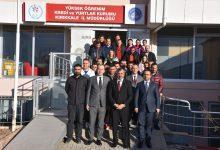 Photo of Vali Sezer, Antrenörler İle Değerlendirme Toplantısına Katıldı