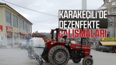 Photo of Karakeçili İlçesinde Dezenfekte Çalışması