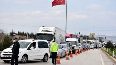 Photo of Şehir Girişinde Kovid-19 Denetimi