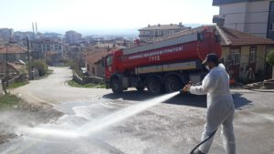 93375887 2479427139037879 1260521572221845504 o 300x169 - Belediye'den Yoğun Mesai