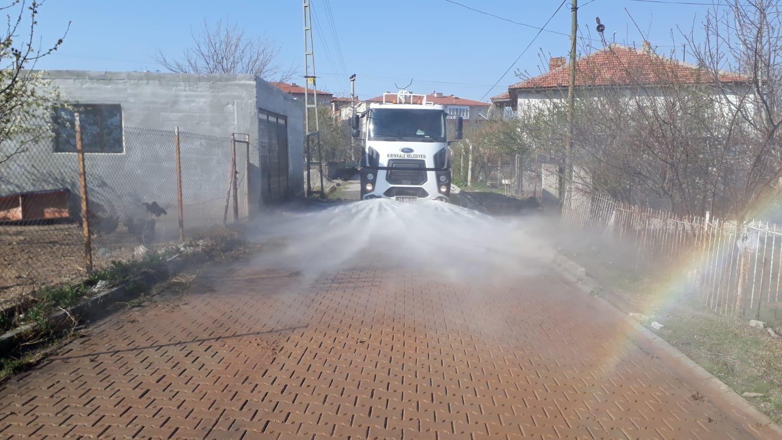 93569785 2479426552371271 2983746018555723776 o - Belediye'den Yoğun Mesai