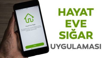 Photo of Hayat Eve Sığar Mobil uygulama Devrede