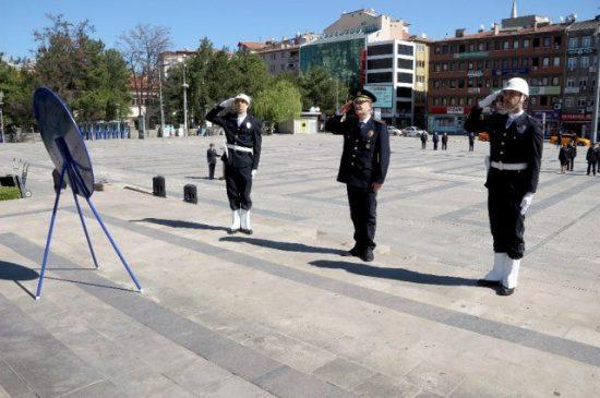 Türk Polis Teşkilatı 175. Yılını Kutluyor