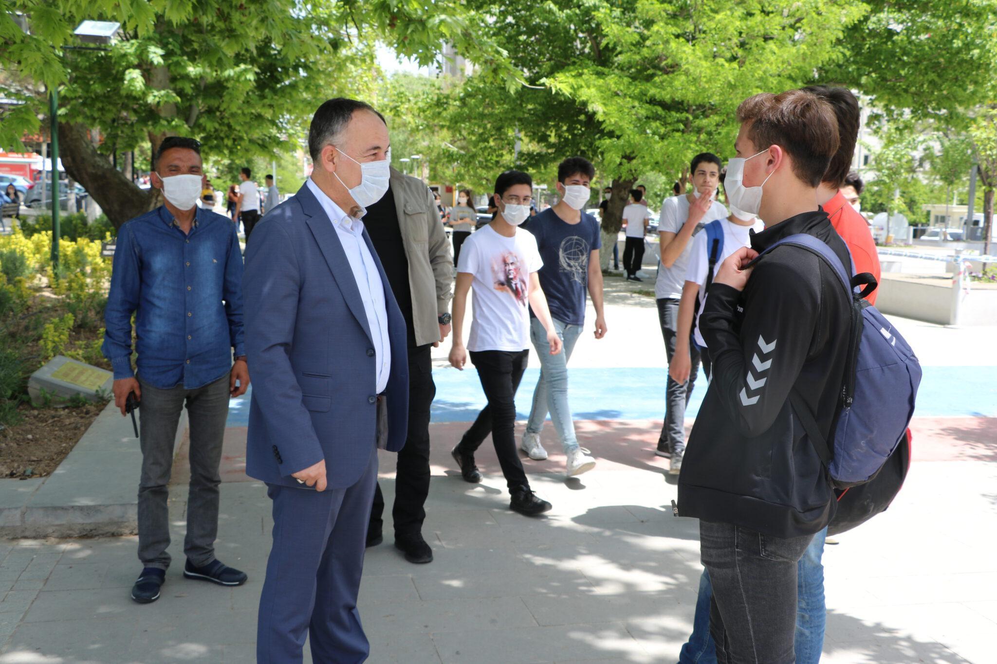 22 scaled - Kırıkkale'de gençler sokağa çıktı