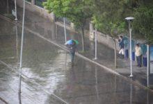 Photo of Kırıkkale'de, Şiddetli Yağış Etkili Oldu