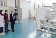 Photo of TSO Başkanı Varlı Alfa Solar'ı ziyaret etti