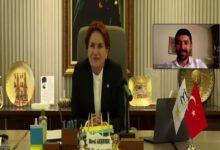 Photo of Akşener, Özen ile Görüştü