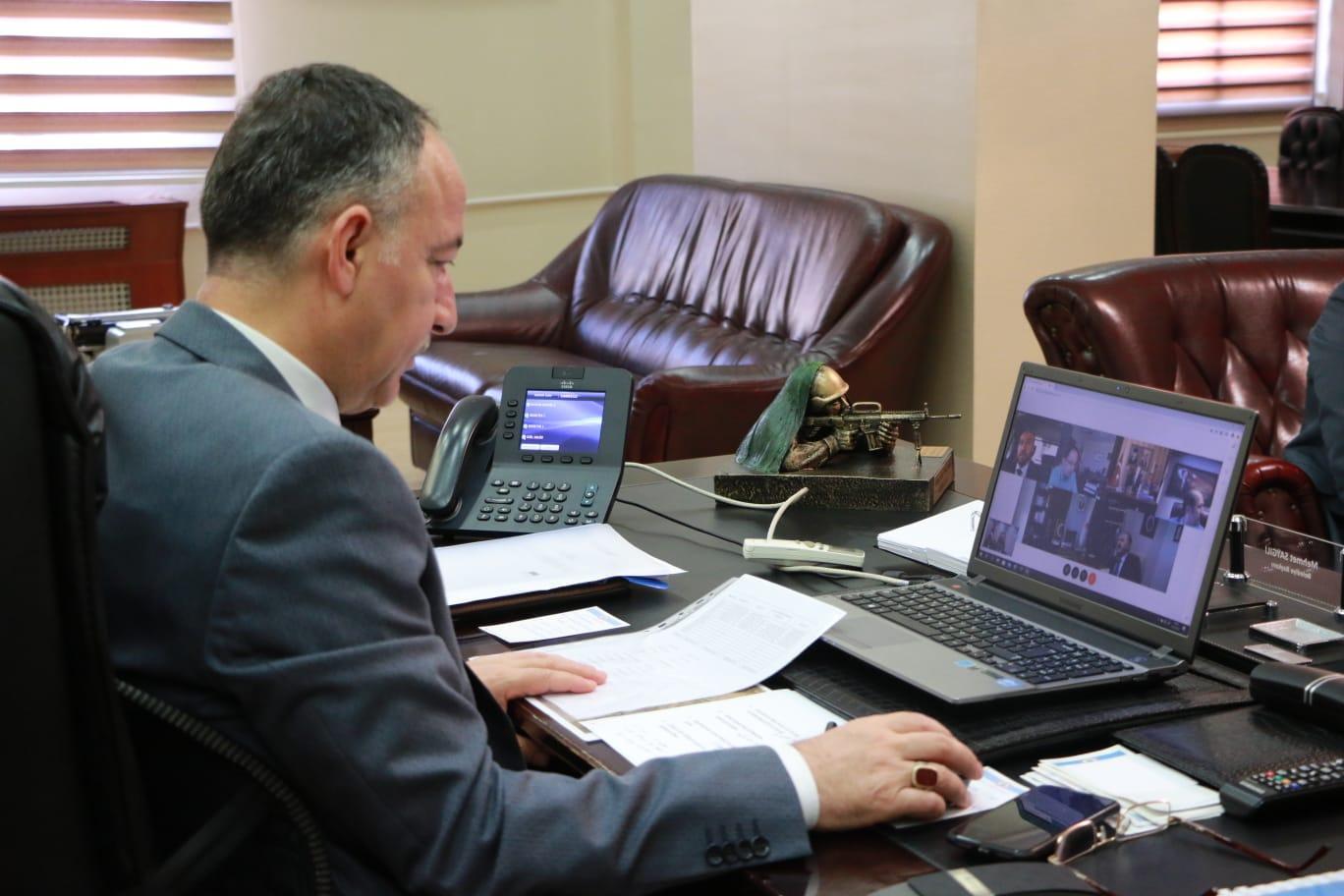 Başkan Saygılı Bakan Kurum ile Görüştü 6 - Başkan Saygılı, Bakan Kurum ile Görüştü