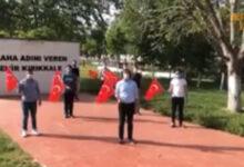 Photo of AK Parti Gençlik Kollarından Anlamlı Kutlama